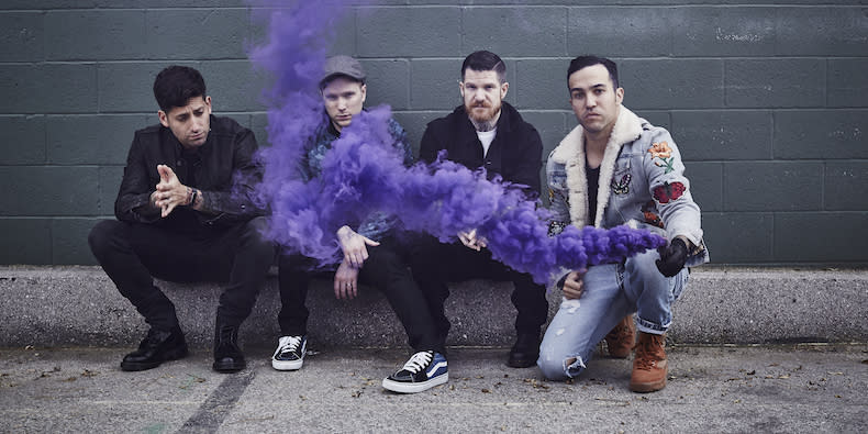 "Fall Out Boy Announce New Album M A N I A, Share Video for New Song ""Young and Menace"""