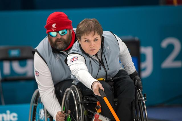 Winter Paralympics: Wheelchair curler Neilson gutted with early PyeongChang exit