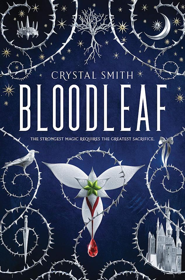 "<p>Ghosts, blood magic, and a fairy tale-esque plot means Crystal Smith's <a href=""https://www.popsugar.com/buy?url=https%3A%2F%2Fwww.amazon.com%2FBloodleaf-Trilogy-Crystal-Smith%2Fdp%2F1328496309&p_name=%3Cstrong%3EBloodleaf%3C%2Fstrong%3E&retailer=amazon.com&evar1=buzz%3Aus&evar9=46487730&evar98=https%3A%2F%2Fwww.popsugar.com%2Fentertainment%2Fphoto-gallery%2F46487730%2Fimage%2F46487732%2FBloodleaf&list1=books%2Cfall%2Cya%20books&prop13=api&pdata=1"" rel=""nofollow"" data-shoppable-link=""1"" target=""_blank"" class=""ga-track"" data-ga-category=""Related"" data-ga-label=""https://www.amazon.com/Bloodleaf-Trilogy-Crystal-Smith/dp/1328496309"" data-ga-action=""In-Line Links""><strong>Bloodleaf</strong></a> oozes Fall vibes. The story follows Princess Aurelia, a young woman who uses an assassination attempt to escape her royal fate for a simpler life where she can hone her magic skills. Destiny comes calling soon enough, and Aurelia is forced to step up for the sake of the kingdom.</p>"