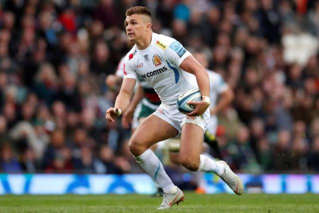 FILE PHOTO: Premiership - Leicester Tigers v Exeter Chiefs