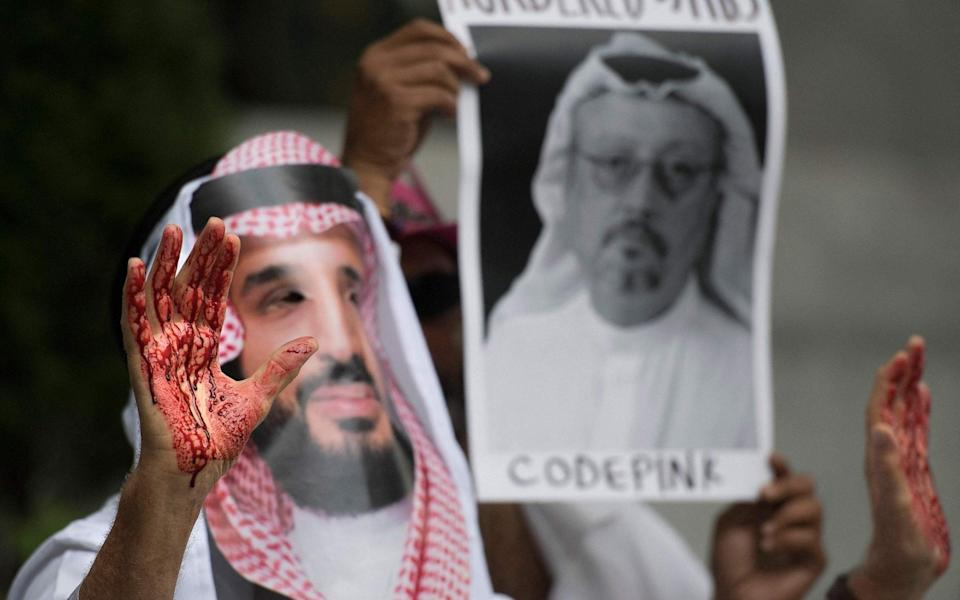 Assassinated journalist's widow urges Premier League not to 'cave in' to Saudi Arabia's Newcastle takeover - AFP
