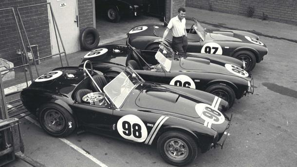 Carroll Shelby dies at 89