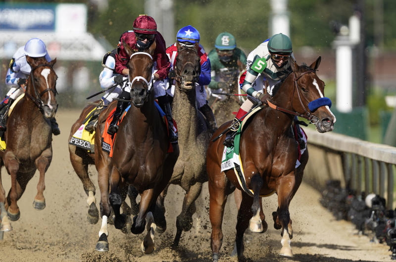Kentucky Oaks Horse Racing