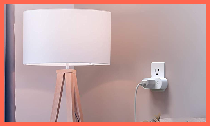 Save $5 — control appliances from any room in the house with just your phone. (Photo: Amazon)