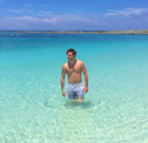 """<p>The actor has maintained his <i>Magic Mike</i> bod and happily showed it off in the Bahamas. (Photo: <a href=""""https://www.instagram.com/p/BJf8-oYB5f9/?taken-by=alexpettyfer&hl=en"""" rel=""""nofollow noopener"""" target=""""_blank"""" data-ylk=""""slk:Instagram"""" class=""""link rapid-noclick-resp"""">Instagram</a>) </p>"""