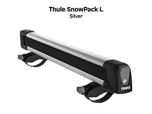 "<p><strong>Thule</strong></p><p>amazon.com</p><p><strong>$259.95</strong></p><p><a href=""https://www.amazon.com/dp/B013I01MK0?tag=syn-yahoo-20&ascsubtag=%5Bartid%7C10060.g.34493561%5Bsrc%7Cyahoo-us"" rel=""nofollow noopener"" target=""_blank"" data-ylk=""slk:Shop Now"" class=""link rapid-noclick-resp"">Shop Now</a></p><p>Looking for a roof rack that won't damage your card or your riding equipment? This ski rack from Thule is made with ultra-soft rubber arm grips to prevent any scratching. The carrier also comes with extension feet that can raise the carrier to accommodate skis with tall bindings. </p>"
