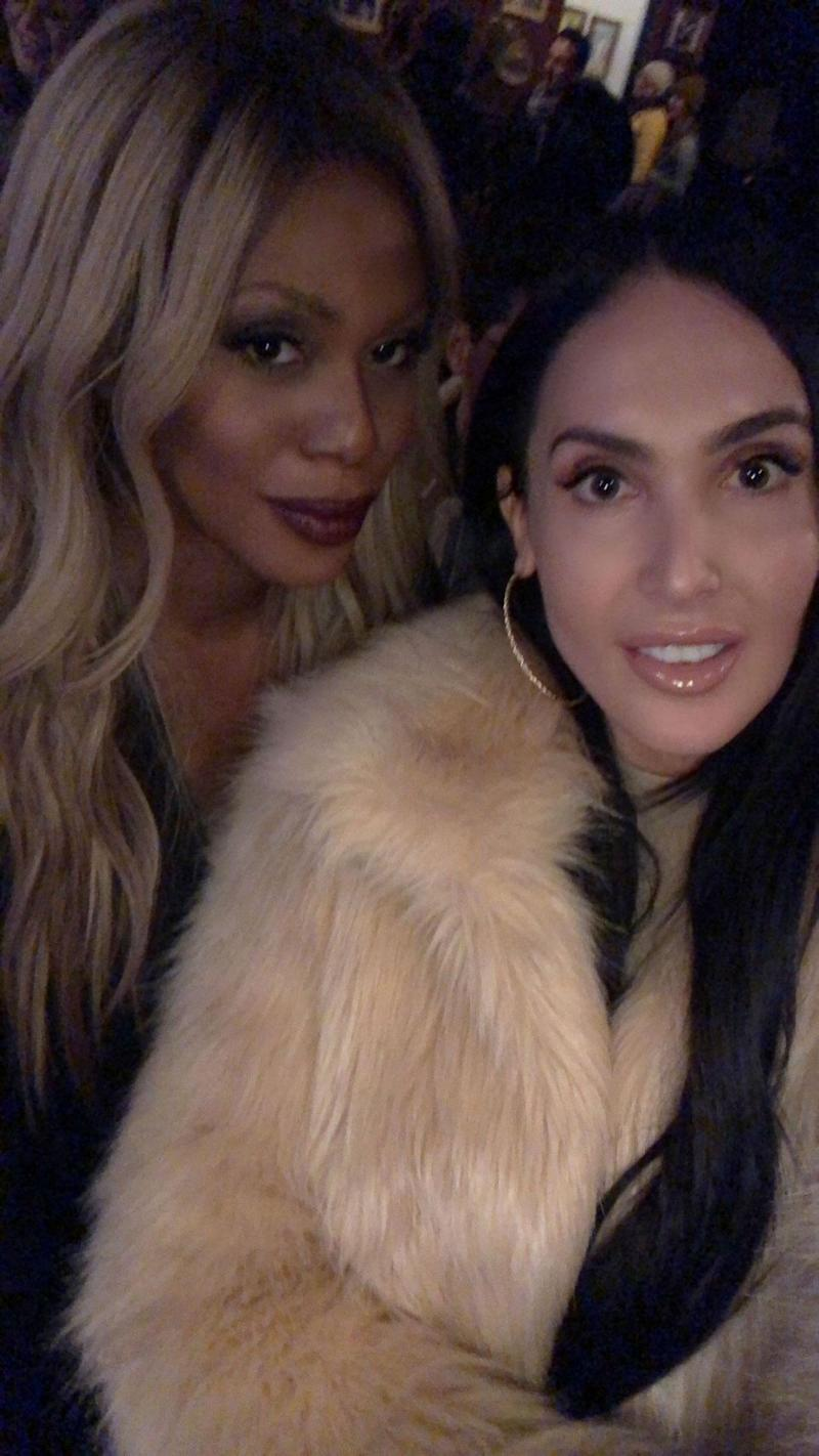 She has now signed to the same US agent as well-known transgender actress Laverne Cox. Source: Supplied