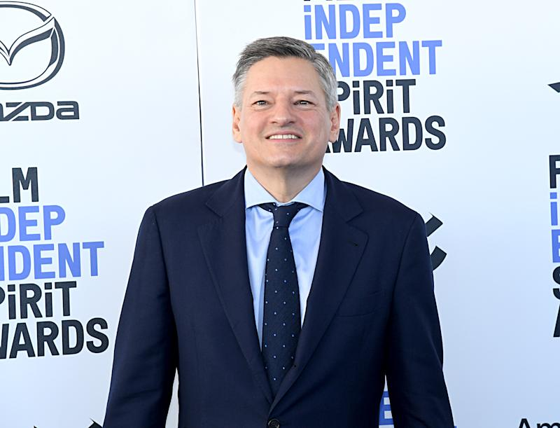 Ted Sarandos (Photo by Jeff Kravitz/FilmMagic)