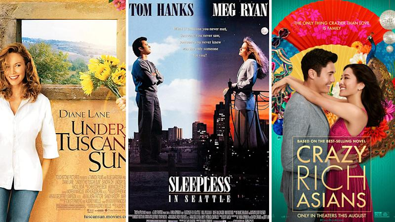 travel inspired movies