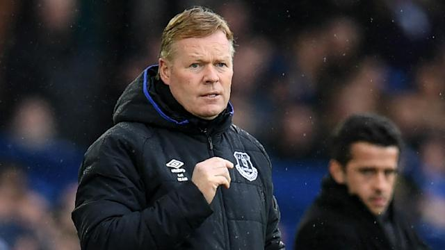 The Toffees boss is keen for his side to push deep into Europe after moving to within one round of the group stage
