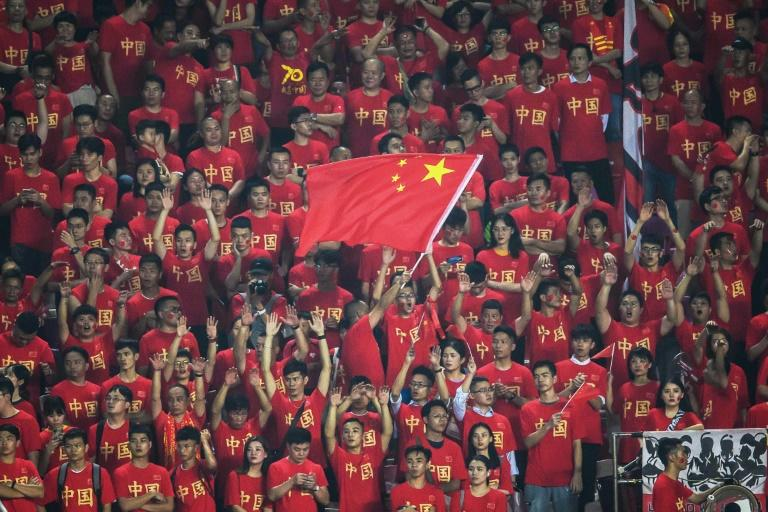 Corruption was once widespread in Chinese football