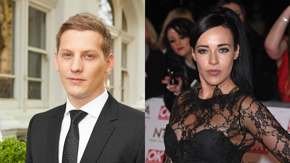 """<p>The pair are believed to have fallen out on Hollyoaks, from which it was reported Stephanie had been sacked but the actress has always claimed she left of her own accord. When reports emerged she'd been axed over her poor behaviour on set, James tweeted """"the witch is dead"""" and """"nine lives don't last"""" which many Oaks fans believed was a reference to Stephanie. <i><i>[Copyright: REX Features]</i></i></p>"""