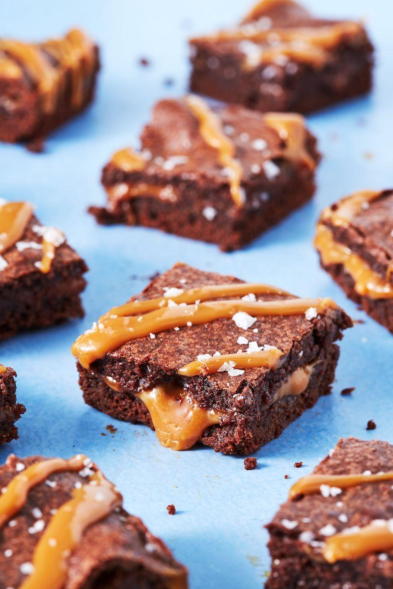 """<p>Big caramel guy? He'll love these.</p><p>Get the recipe from <a href=""""https://www.delish.com/cooking/a46172/salted-caramel-brownies-recipe/"""" rel=""""nofollow noopener"""" target=""""_blank"""" data-ylk=""""slk:Delish"""" class=""""link rapid-noclick-resp"""">Delish</a>.</p>"""