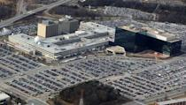 FILE PHOTO: An aerial view shows the National Security Agency (NSA) headquarters in Ft. Meade, Maryland, U.S. on January 29, 2010. REUTERS/Larry Downing/Files