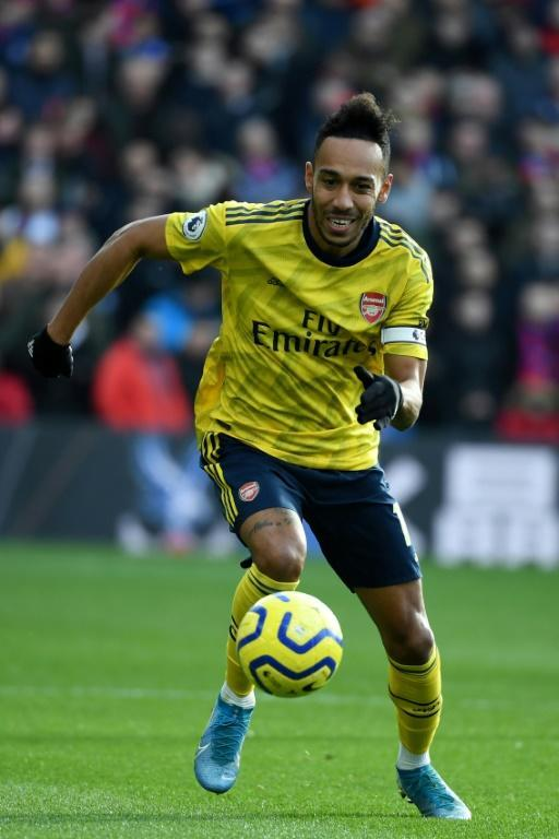 Arsenal have been over-reliant on Pierre-Emerick Aubameyang for goals (AFP Photo/DANIEL LEAL-OLIVAS)