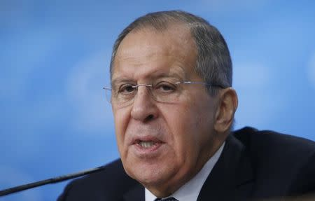 Lavrov: US wants to split Syria, must accept Iran deal