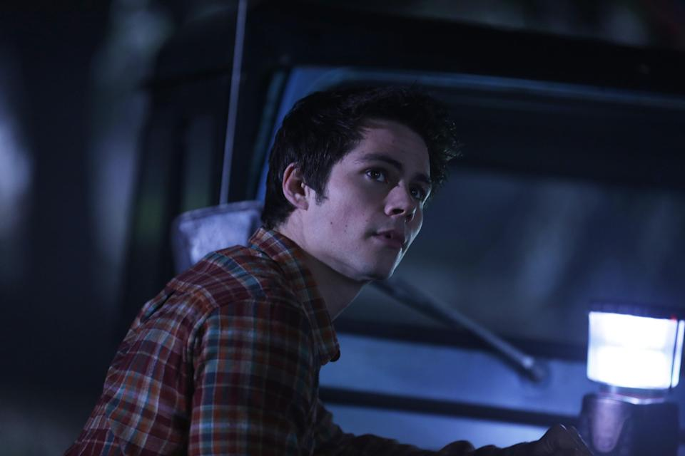 """<h1 class=""""title"""">TEEN WOLF, Dylan O'Brien, 'Creatures of the Night', (Season 5, ep. 501, aired June 29, 2015).</h1> <cite class=""""credit"""">©MTV/Courtesy Everett Collection</cite>"""
