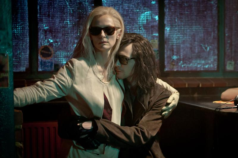 Tilda Swinton and Tom Hiddleston in 'Only Lovers Left Alive' (Gordon A. Timpen/Sony Pictures Classics)
