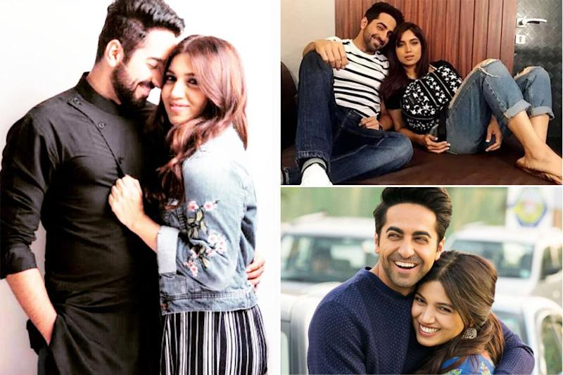 Friendship Day 2020 - Ayushmann Khurrana and Bhumi Pednekar