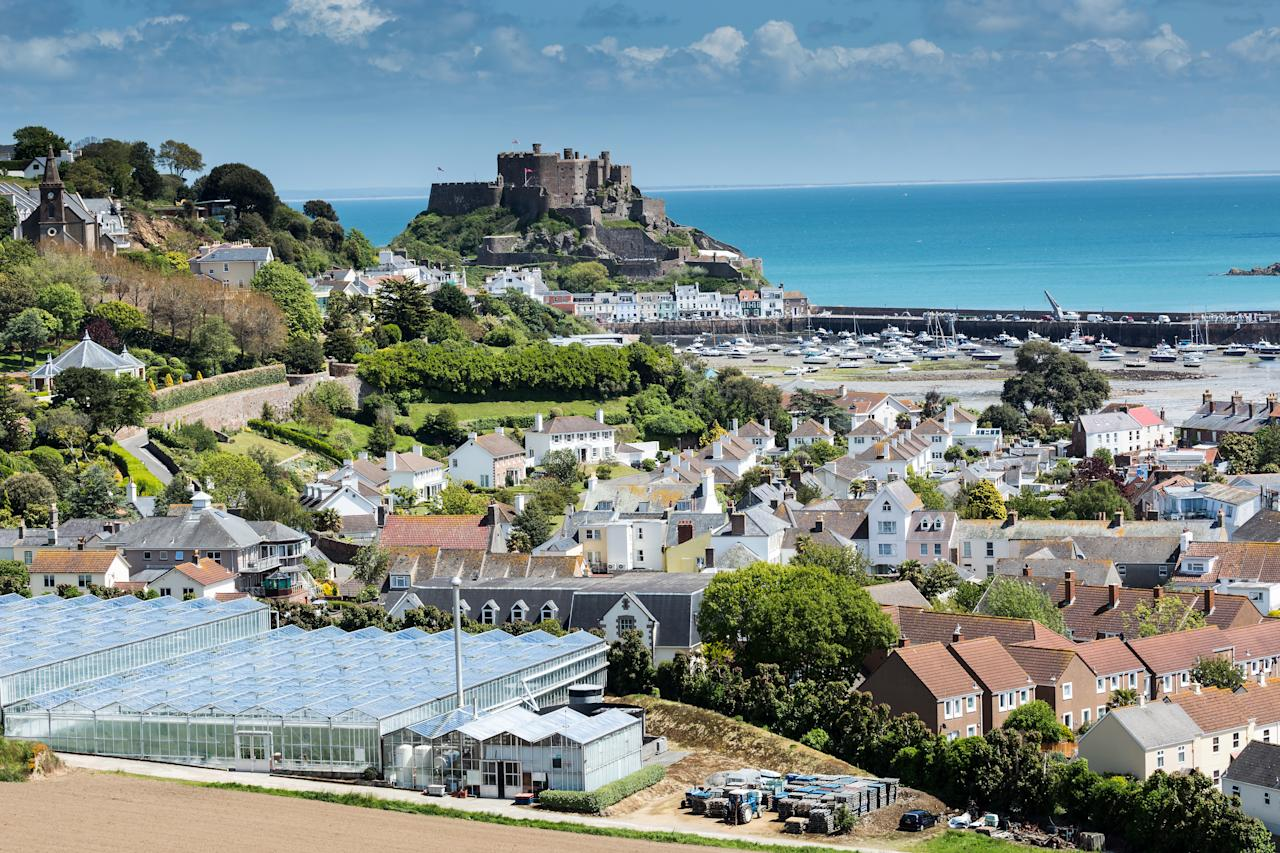 The most southerly of the Channel Islands, Jersey boasts beaches and cliffside walking trails, while history buffs will enjoy visiting the Jersey War Tunnels to learn about the region's Nazi occupation during World War Two. Median flight price: £141.38. Percentage price change: -48%. <em>[Photo: Getty]</em>
