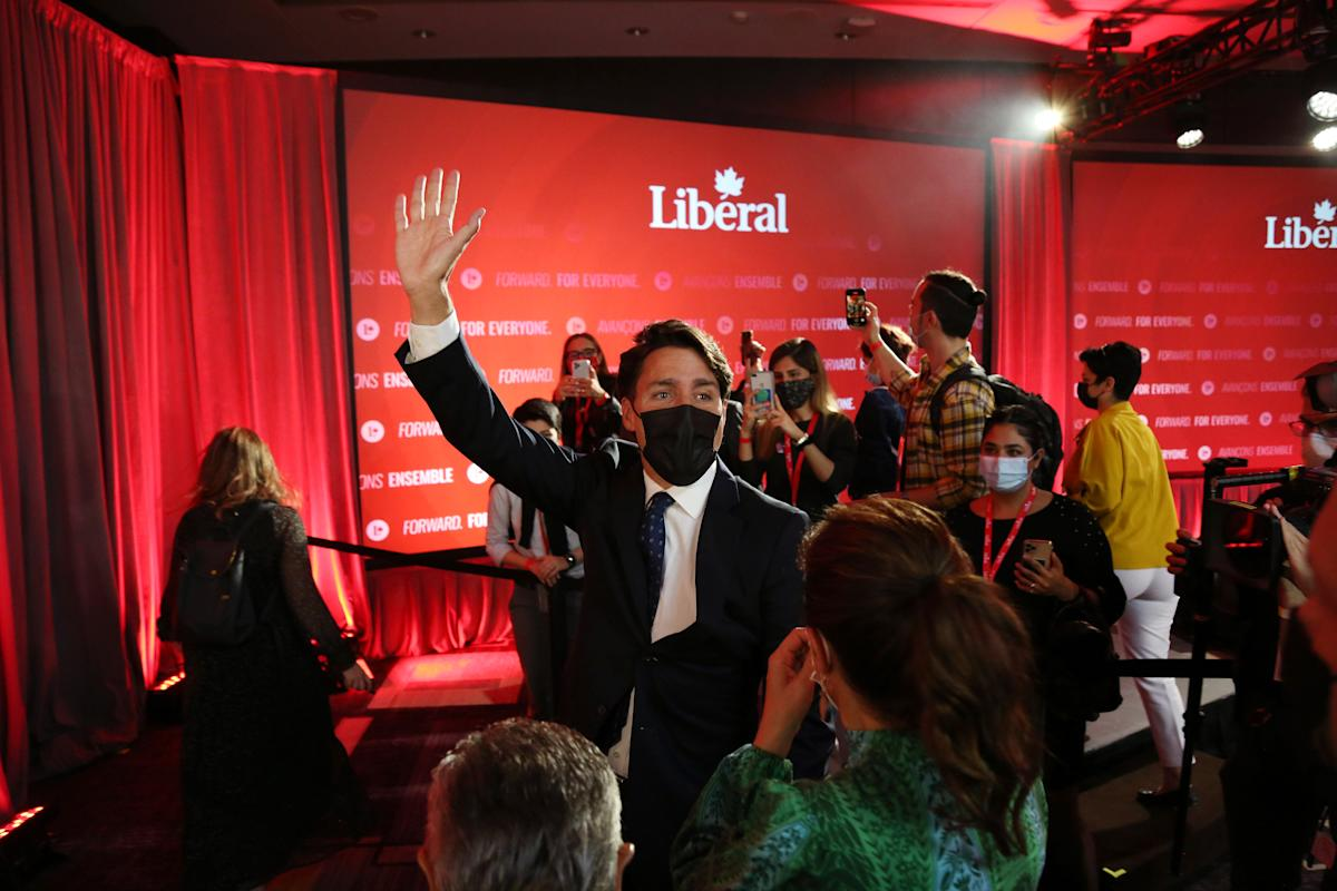 'Get back to work' Canadian business groups urge new Liberal government
