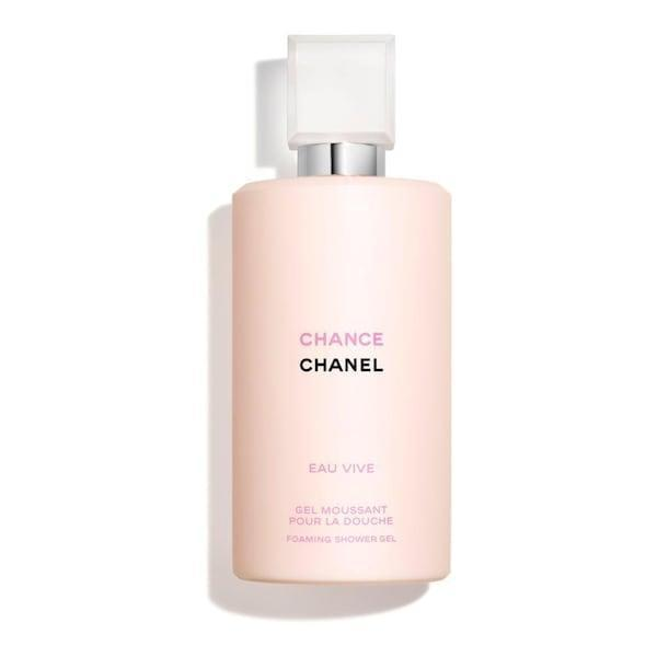 <p>When feeling sluggish in the mornings, the bold grapefruit, blood orange, and jasmine in this bubbly <span>Chanel Chance Eau Vive Foaming Shower Gel</span> ($55) will invigorate and leave skin feeling soft and smelling fresh.</p>