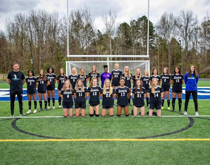 Lake Norman Charter won the NCHSAA 2A girls soccer state championship Saturday after losing in the previous two championships