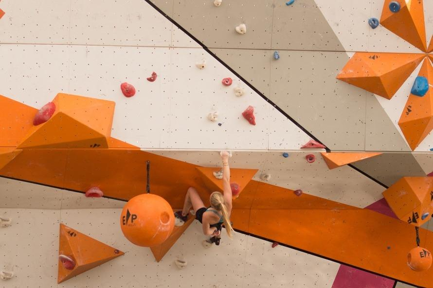 <p>It's difficult to get bored trying not to fall off a wall or some rocks. The minutes will fly by as you engage your brain figuring out your next move and avoiding death. Stimulating, challenging, and one hell of a work out, climbing exercises almost every muscle group in the body and it's fun too. </p><p><i>[Photo: pexels]</i></p>