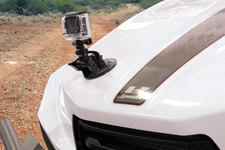 PanaVise ActionGrip 3-N-1 Suction Cup Camera Mount Kit Thumb