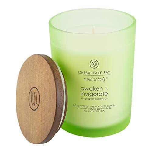 """<p><strong>Chesapeake Bay Candle</strong></p><p>amazon.com</p><p><strong>$11.70</strong></p><p><a href=""""https://www.amazon.com/dp/B07GHJ4LYL?tag=syn-yahoo-20&ascsubtag=%5Bartid%7C10070.g.37619817%5Bsrc%7Cyahoo-us"""" rel=""""nofollow noopener"""" target=""""_blank"""" data-ylk=""""slk:Shop Now"""" class=""""link rapid-noclick-resp"""">Shop Now</a></p><p>We're all for <a href=""""https://www.goodhousekeeping.com/health/wellness/g25576018/wellness-gift-ideas/"""" rel=""""nofollow noopener"""" target=""""_blank"""" data-ylk=""""slk:splurging on self-care"""" class=""""link rapid-noclick-resp"""">splurging on self-care</a> (read: candles). But we also think that the best way to care for yourself is to score a good deal without leaving your house. Enter this affordable candle with a 70-hour burn time. </p>"""