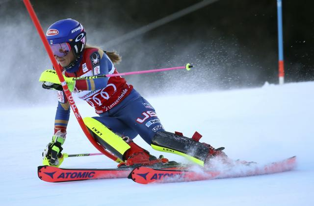 Mikaela Shiffrin is a favorite to win several gold medals in 2018 (AP)