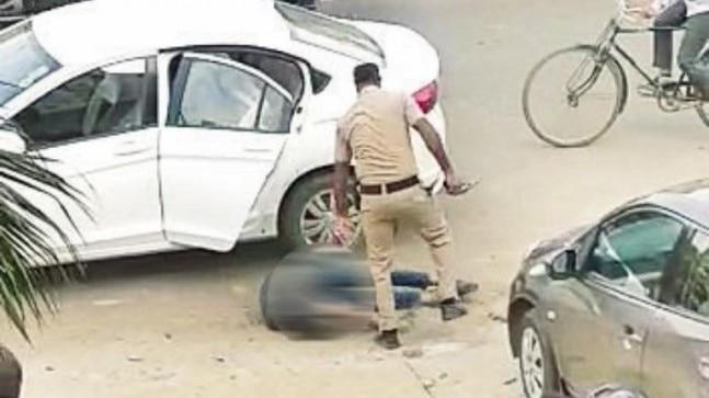 Mahipal allegedly shot at additional district and sessions judge Krishan Kant's wife Ritu and 18-year-old son Dhruv. While the judge's wife died later in hospital, his son is on life support