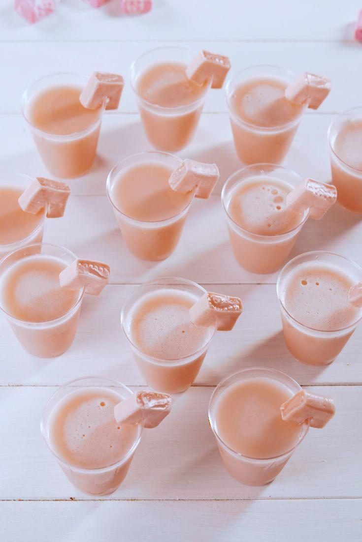 """<p>The cutest shots we ever did see.</p><p>Get the recipe from <a href=""""https://www.delish.com/cooking/recipe-ideas/a21053814/pink-starburst-jell-o-shots-recipe/"""" rel=""""nofollow noopener"""" target=""""_blank"""" data-ylk=""""slk:Delish"""" class=""""link rapid-noclick-resp"""">Delish</a>.</p>"""