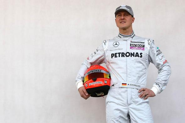 Michael Schumacher 'could make recovery within three years'