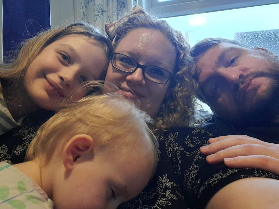 Robert and Paula Bateman died in the crash, while daughters Lexi and Elizabeth survived. (PA/Cambridgeshire Police)