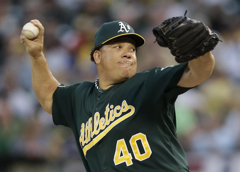 AP source: RHP Colon and Mets agree to deal