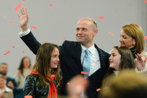 Malta's Prime Minister and Labour leader Joseph Muscat is set to resign on Sunday after the party election