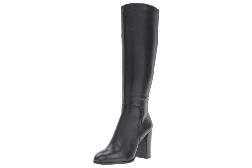 kenneth cole, new york, black boots