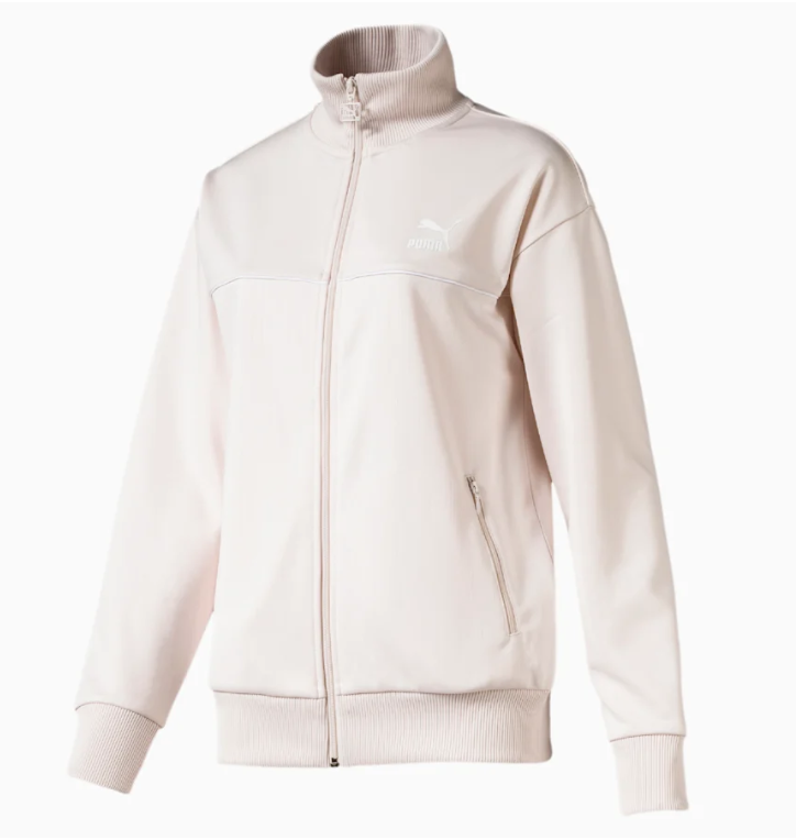 Women's Poly Track Jacket