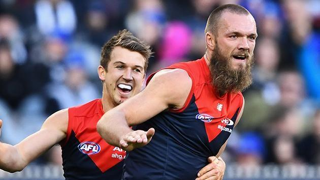 Magpies Gawn As Max Stars In Afl
