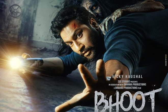 Bhoot Part 1: The Haunted Ship, Bollywood film trailers, Movies of 2020, Hindi Movies 2020, New films in 2020 India, Vicky Kaushal ghost film, Bhumi Pednekar ghost, Karan Johar, Dharma Productions, Bhanu Pratap Singh, what movies to watch in February 2020
