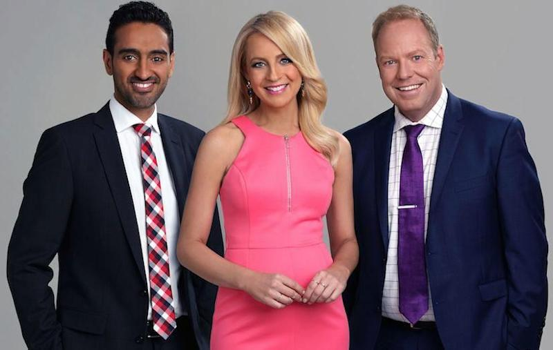 She will be joining Channel Ten's The Project, which already stars Waleed Aly, Carrie Bickmore and Peter Helliar. Source: Channel Ten