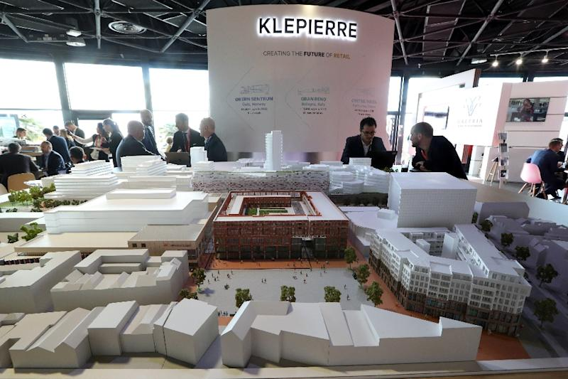 France's Klepierre confirms Hammerson approach was rejected in