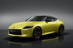 The Z Proto signals the company's intent to launch a new generation of the legendary Z sports car featuring an all-new design inside and out, as well as an upgraded powertrain with a manual transmission.
