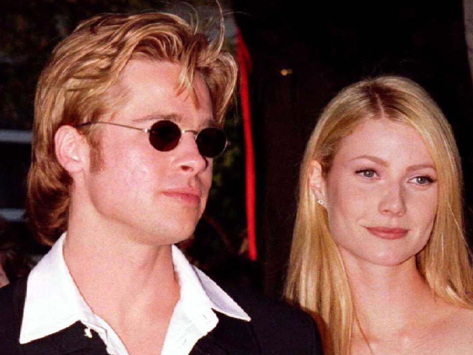 Brad Pitt was said to have confronted Weinstein over the alleged incident with Paltrow