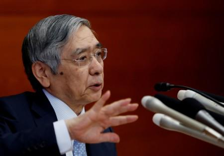 BOJ keeps sanguine view of regional economy, stands ready to act