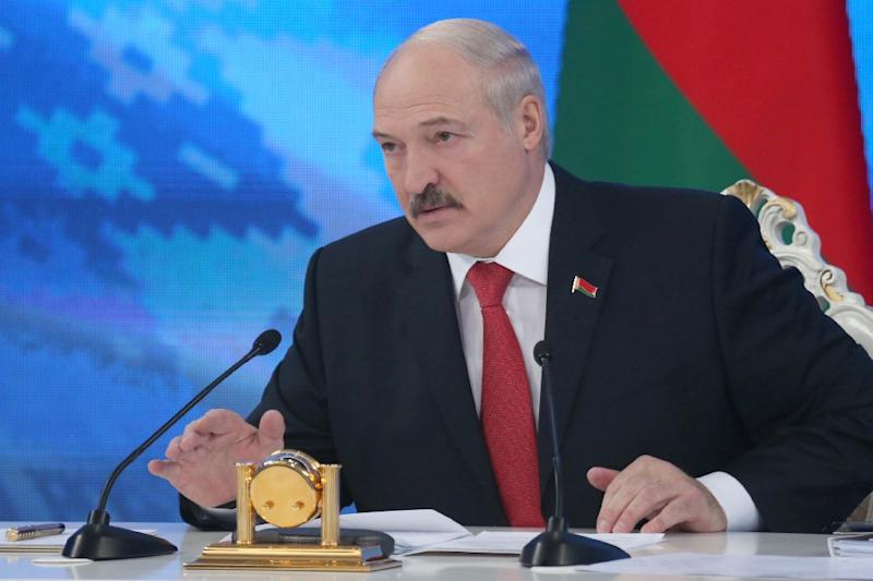 President Alexander Lukashenko has ruled Belarus with an iron grip since 1994