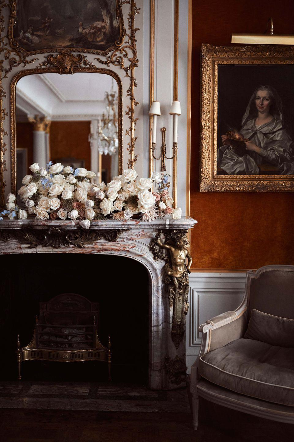 """<p>Florals are looking different for 2021 too, Van Helden believes.</p><p>""""There is definitely a trend towards flowers that are understated, romantic and elegant. Our advice is to stick to seasonal arrangements to make sure it feels natural and not contrived. We're also seeing more requests for arrangements with a mass of one type of flower. It feels more natural and understated as this is the way in which flowers tend to grow in the wild.</p><p>""""Bouquets are getting smaller as bigger arrangements tend to lend themselves to larger weddings. We've had a number of requests in 2021 for Lily of the Valley and posey style bouquets. This sort of style also suits the trend towards cleaner, more minimal tailored bridal fashion such as jumpsuits and suits, which have been popular with brides in 2020.""""</p>"""