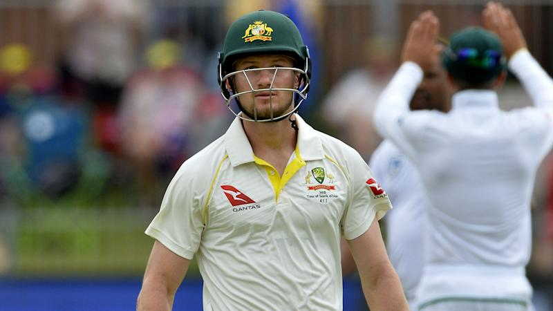 Australia opener Cameron Bancroft has thanked those who have sent him messages of support following the ball-tampering scandal.