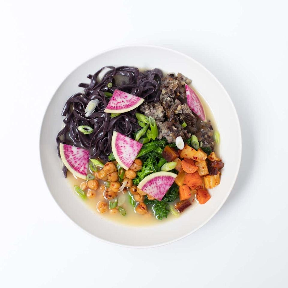 """<p><strong>The Cyber Monday deal:</strong> Take 25% off sitewide, including all meal delivery programs and Clean Boutique wellness essentials. Sale ends December 2.</p> <p><strong>The brand:</strong> If you're looking to hone in on superfoods or just want to reset your body after holiday indulgences, Sakara prepares plant-based meals that are as nutritious as they are photogenic. From rainbow-colored salads to breakfast sweets, the service delivers nutrient-dense meals that double as Insta-worthy food content.</p> $350, Sakara. <a href=""""https://www.sakara.com/"""">Get it now!</a>"""